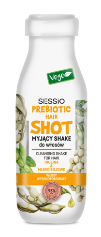 Prebiotic shake sojowy