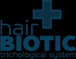 logo HAIRBIOTIC blue