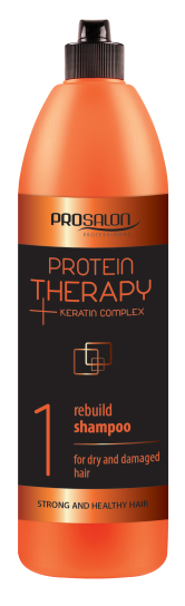 PROTEIN THERAPY shampoo