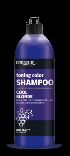 COOL BLONDE SHAMPOO 500
