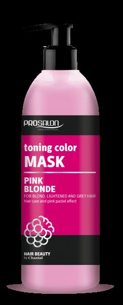 PINK BLONDE mask 500