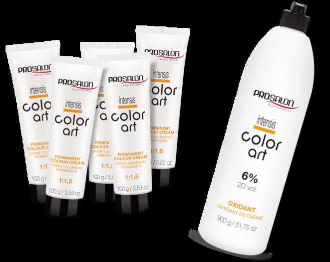 pakiet color art chantal 900