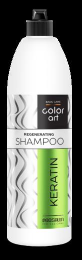 basic care keratin szampon regenerujący 1000 ml