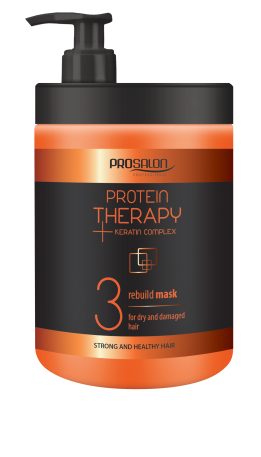PROTEIN THERAPY mask